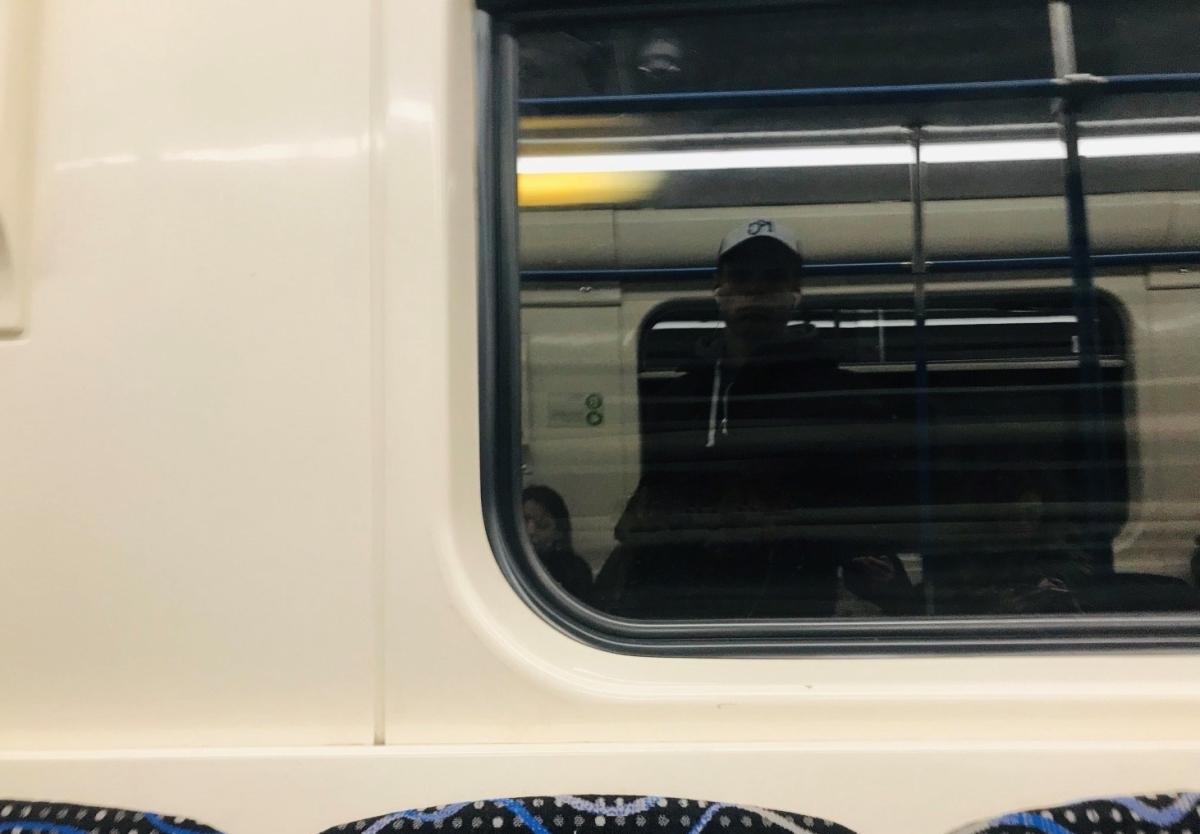 Окно вагона